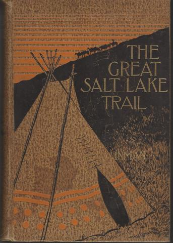 The Great Salt Lake Trail, Colonel Henry Inman