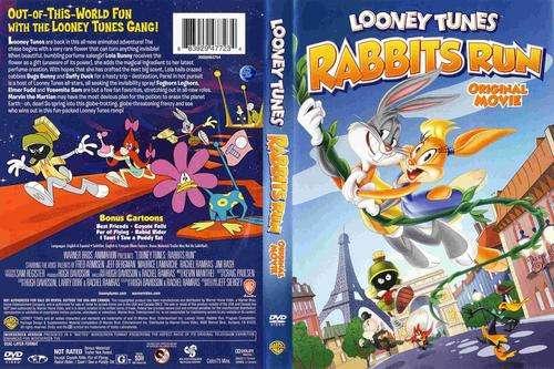 Looney Tunes Fuga dos Coelhos Torrent - WEB-DL 720p Dual Áudio (2015)