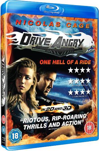 Drive Angry (2011) BluRay 2D+3D AVC DD ITA DTS-HD ENG Sub - DB