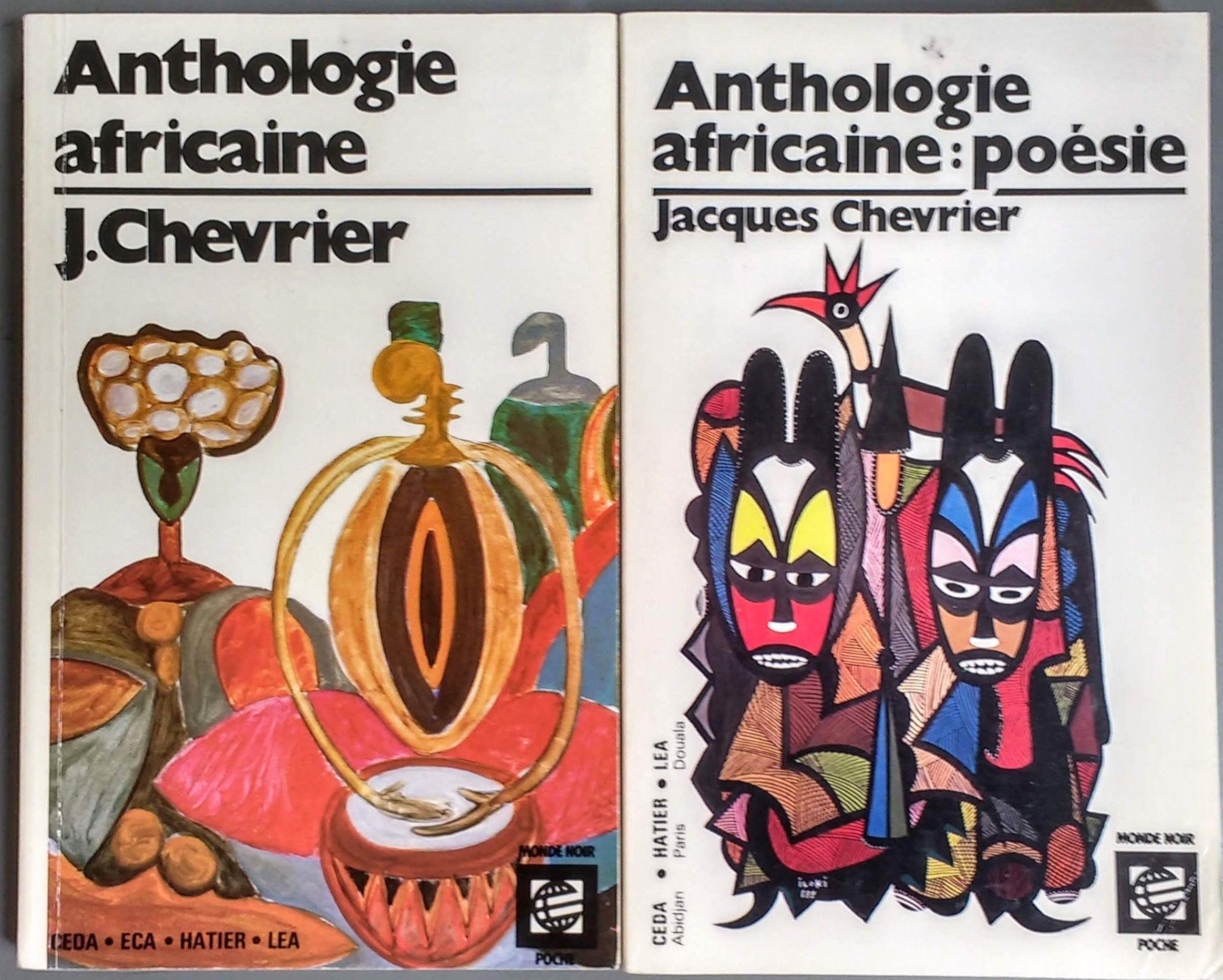 Anthologie africaine d'expression franc?aise (Collection Monde noir poche) (French Edition)