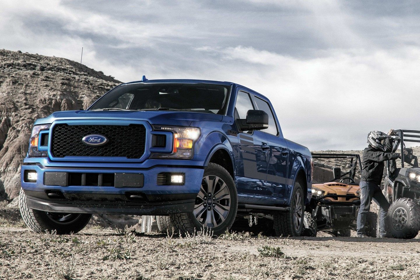 2019 Ford F-150 SuperCrew Performance