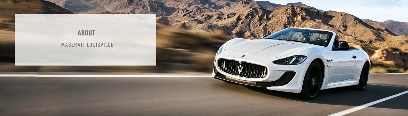 Maserati Louisville
