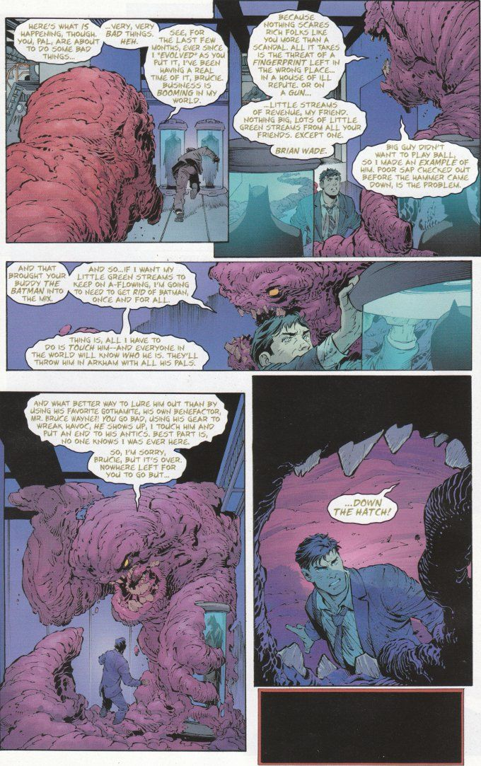 My Geeky Geeky Ways: Batman #20 - A Review