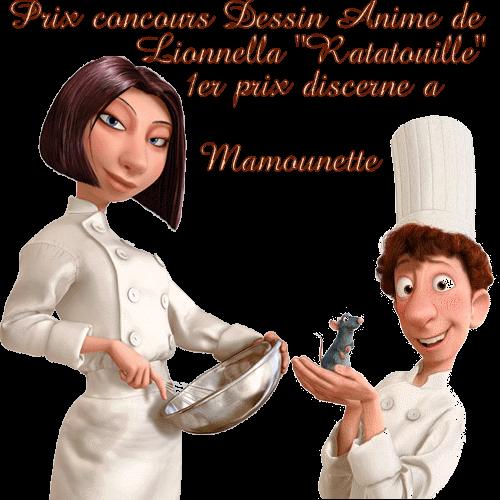Prix concours Ratatouille 001mamounette
