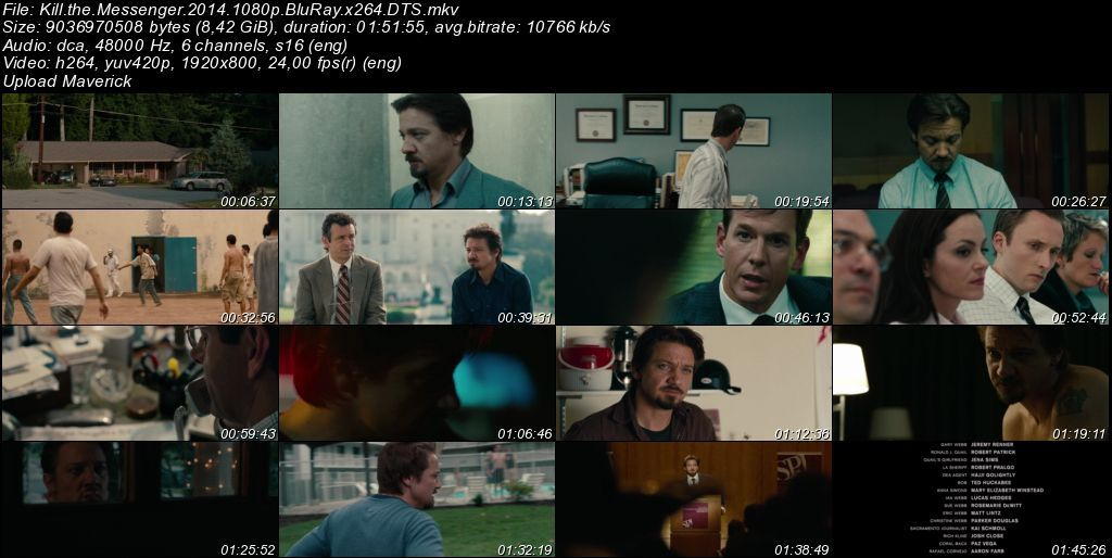 Elçiyi Öldür - 2014 BluRay 1080p x264 DTS MKV indir