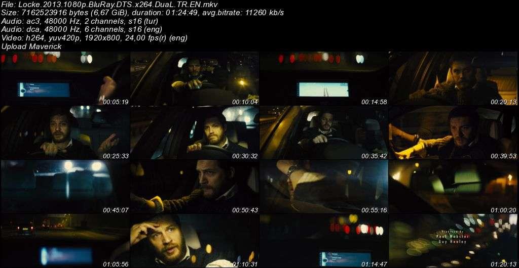 Locke - 2013 BluRay 1080p DuaL MKV indir