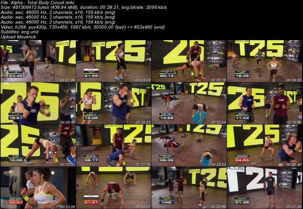 T25 Focus Fitness Görsel Eğitim Seti Teklink indir