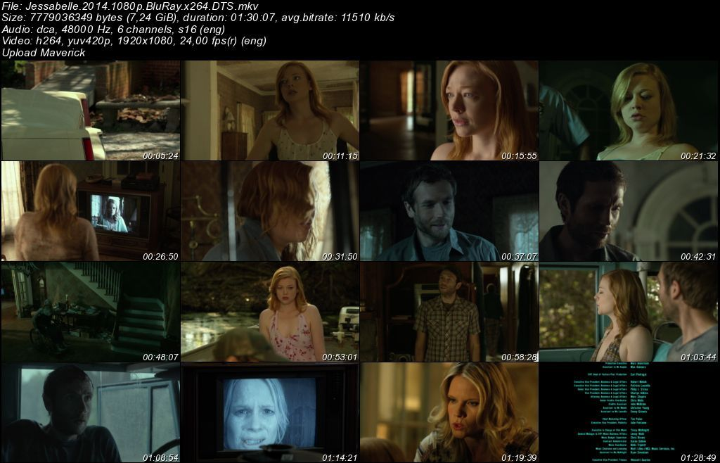Jessabelle - 2014 BluRay 1080p x264 DTS MKV indir