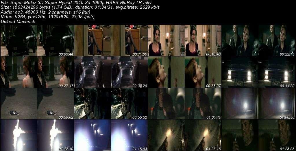 Süper Melez - 2010 3D BluRay m1080p H-SBS Türkçe Dublaj MKV indir