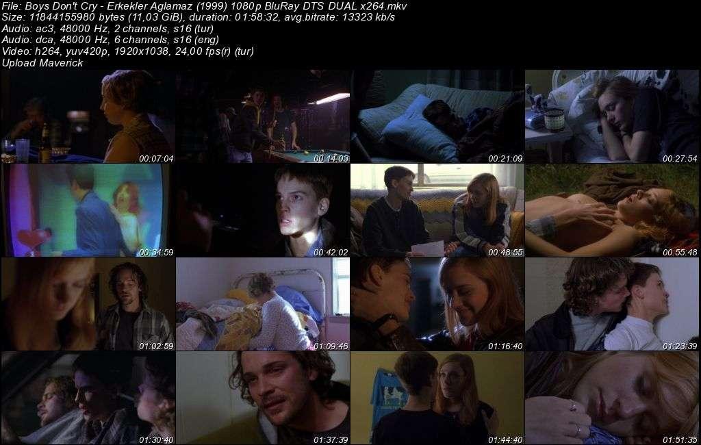 Erkekler Ağlamaz - 1999 BluRay 1080p DuaL MKV indir