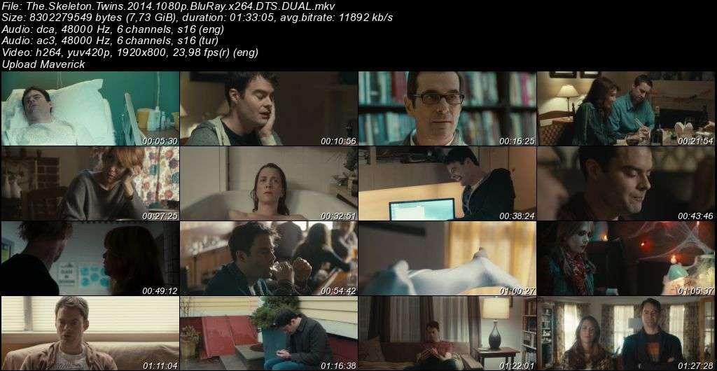 İskelet İkizler - 2014 BluRay 1080p DuaL MKV indir