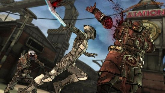 [PS3] Tales from the Borderlands (2014) - SUB ITA