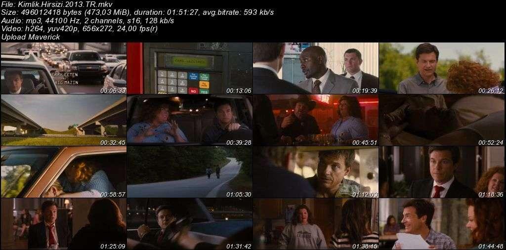 Kimlik Hırsızı - Identity Thief - 2013 Türkçe Dublaj MKV indir