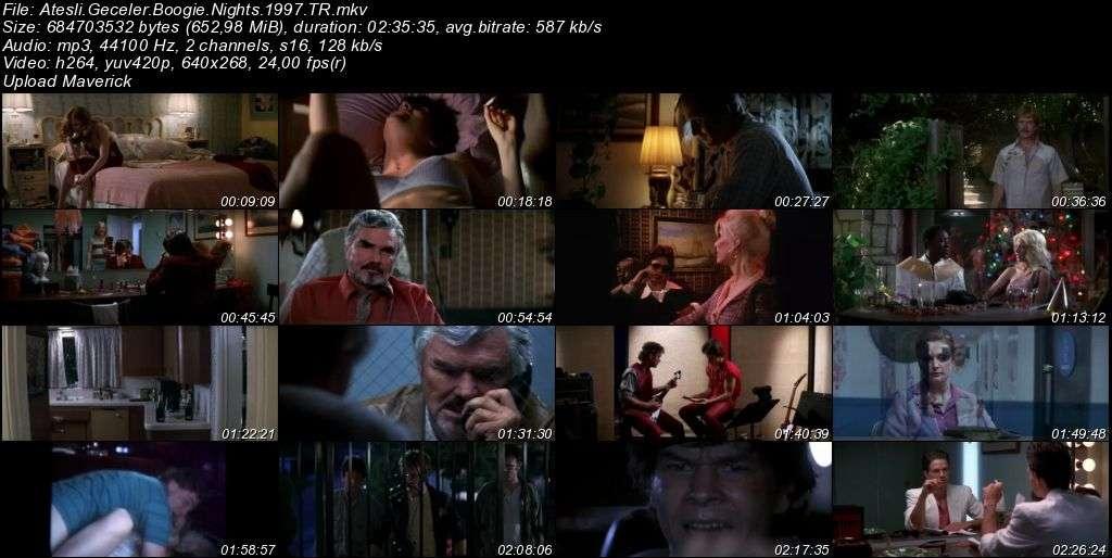 Ateşli Geceler - Boogie Nights - 1997 Türkçe Dublaj MKV indir