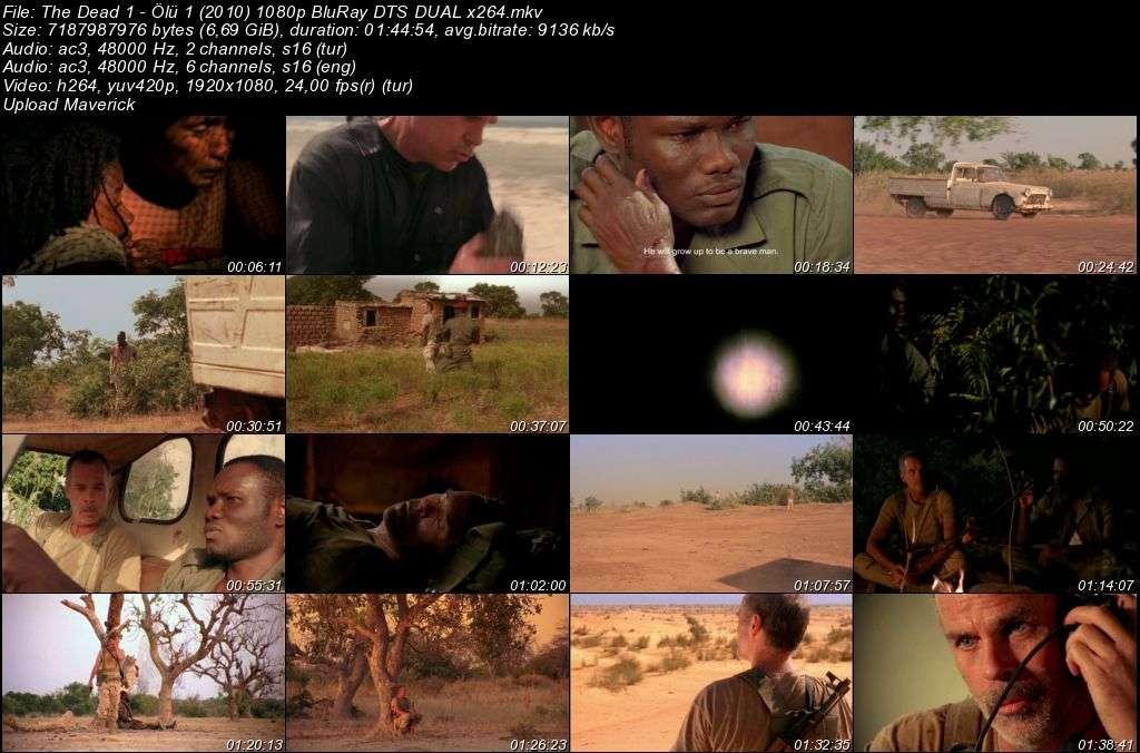 Ölü 1 - The Dead 1 - 2010 BluRay 1080p DuaL MKV indir