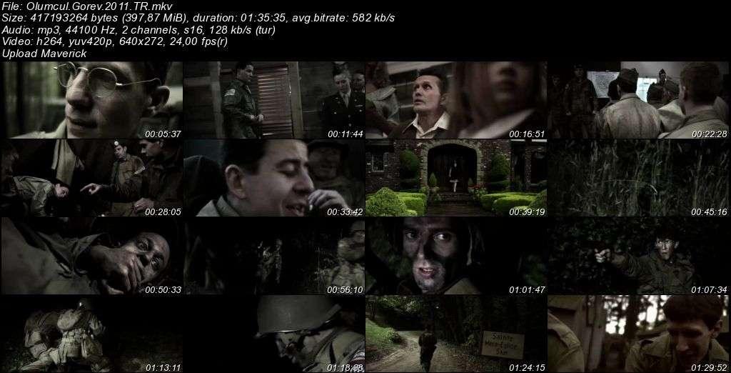 Ölümcül Görev - 2011 Türkçe Dublaj MKV indir