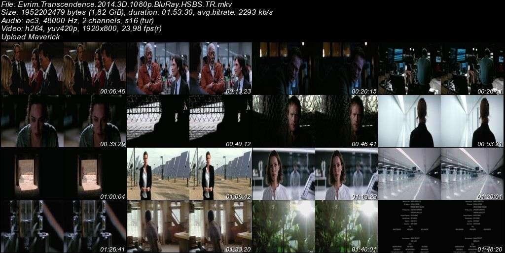 Evrim - 2014 3D BluRay m1080p H-SBS Türkçe Dublaj MKV indir