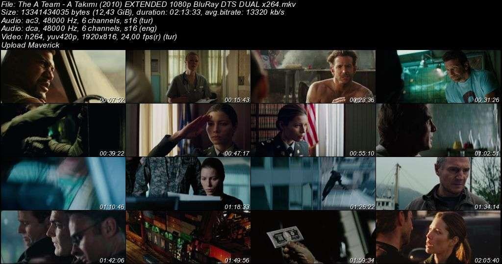 A Takımı - 2010 BluRay 1080p DuaL MKV indir