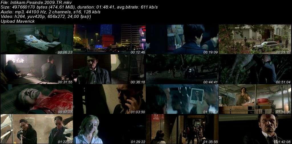 Intikam Peşinde - Vengeance - 2009 Türkçe Dublaj MKV indir