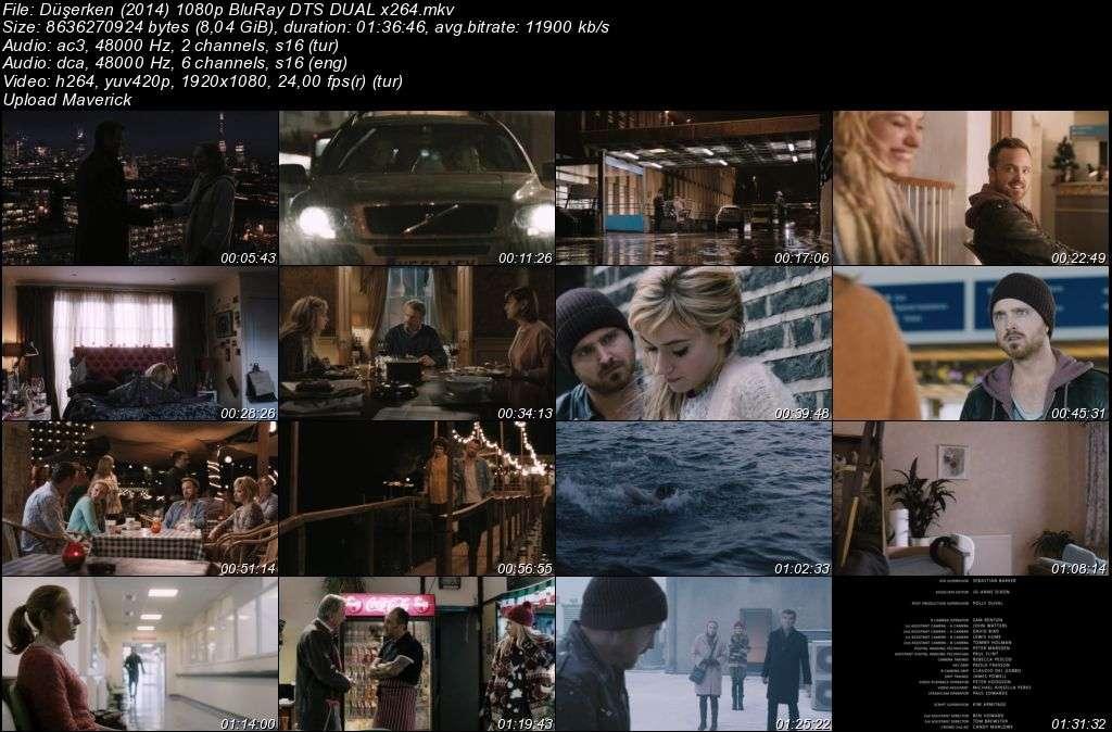 Düşerken - A Long Way Down - 2014 BluRay 1080p DuaL MKV indir