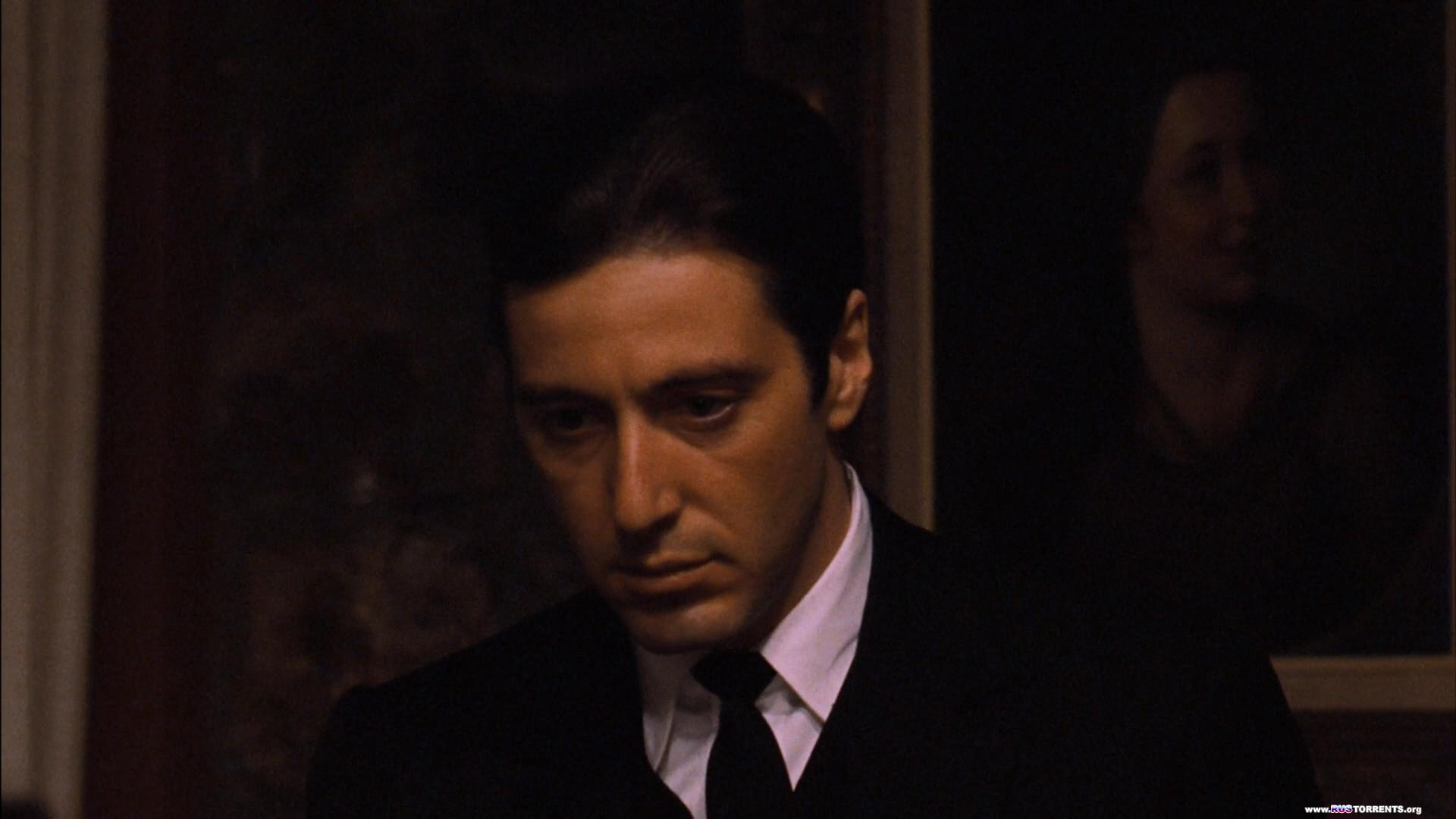 The godfather part ii bluray