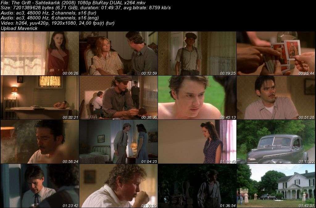 Sahtekarlık - The Grift - 2008 BluRay 1080p DauL MKV indir