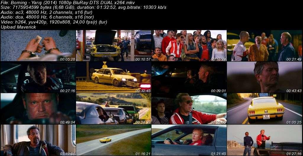 Yarış – Borning - 2014 BluRay 1080p DuaL MKV indir