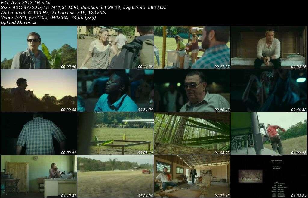 Ayin - The Sacrament - 2013 Türkçe Dublaj MKV indir