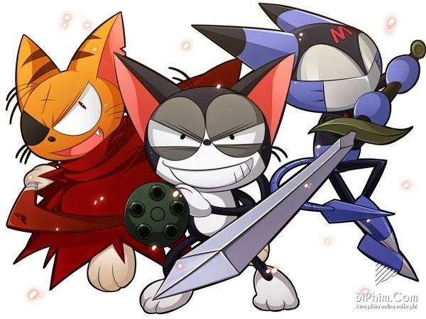 Mèo Máy Kuro - Image 2