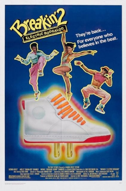 Breakin 2 Electric Boogaloo (1984) parsisiusti atsisiusti filma nemokamai