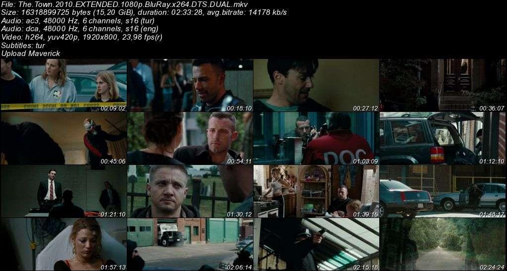 Hırsızlar Şehri - 2010 BluRay 1080p DuaL MKV indir