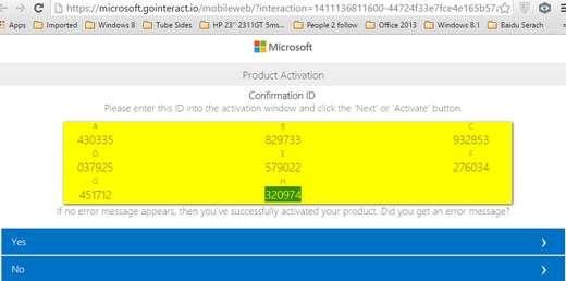 rlhaLl - Hướng Dẫn Get Confirmation ID Step 3 Để Active All Windows & Office, KHÔNG Cần Call Active By Phone