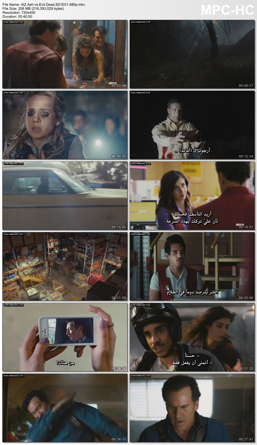 The Americans S01 Hdtv X264