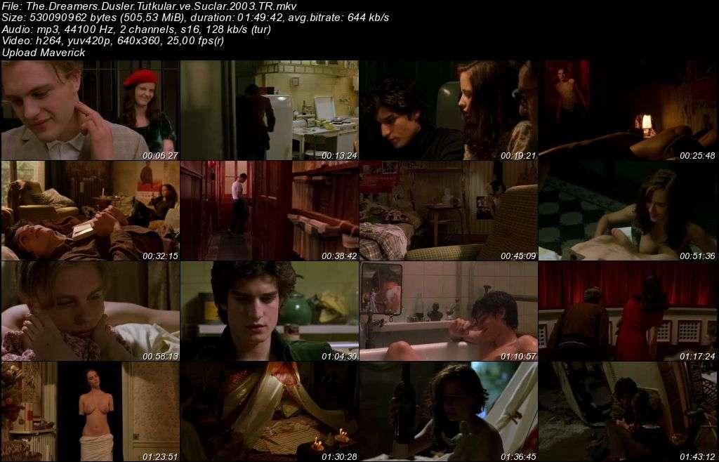 Düşler Tutkular ve Suçlar - 2003 Türkçe Dublaj MKV indir