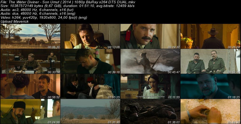 Son Umut - 2014 BluRay 1080p DuaL MKV indir