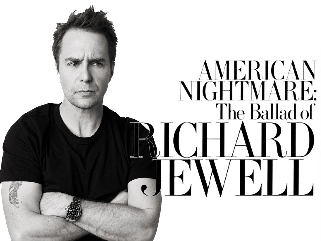 The Ballad of Richard Jewell Sam Rockwell