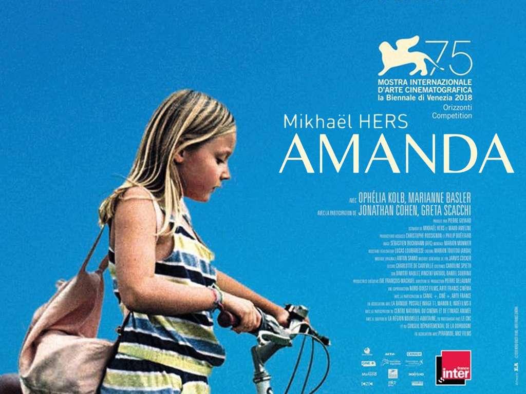 Αμάντα (Amanda) Poster Πόστερ Wallpaper