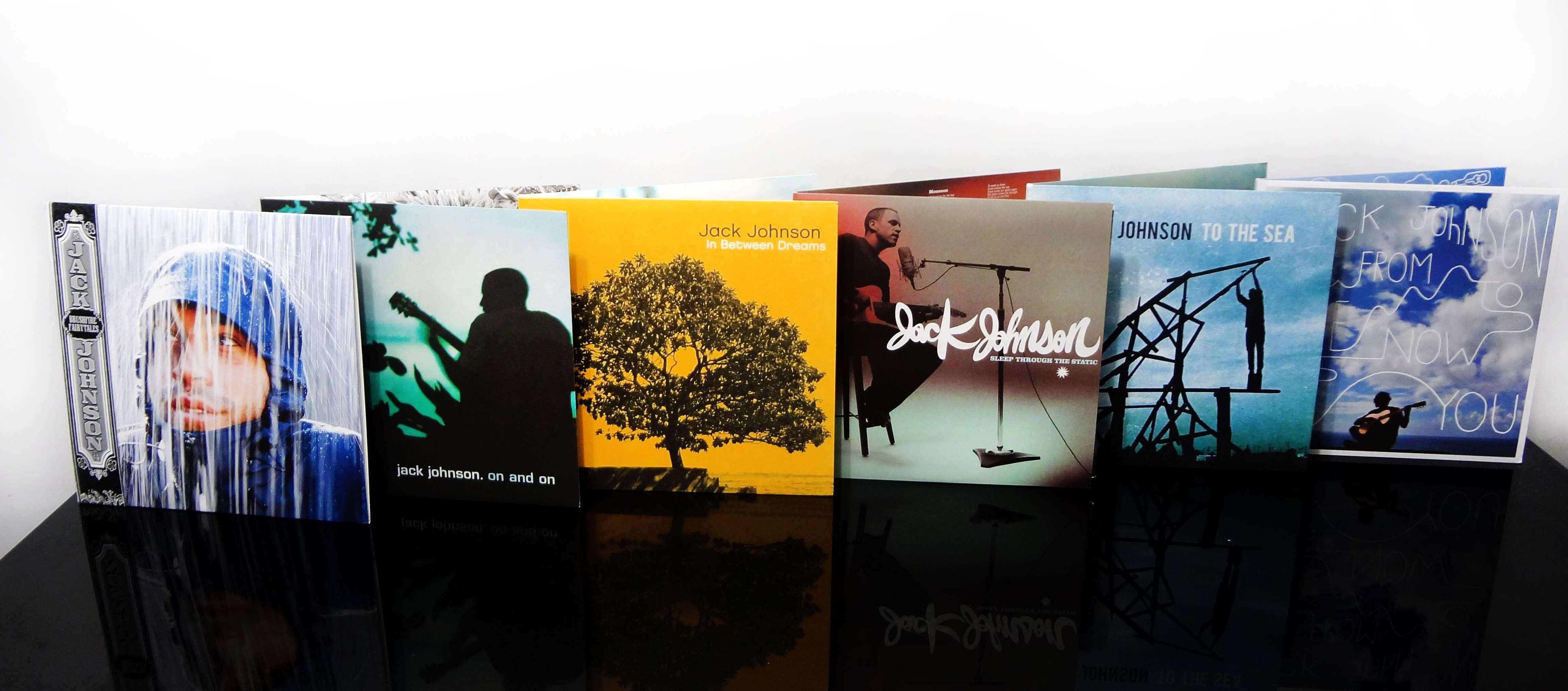 jack johnson discografia vinil resenha