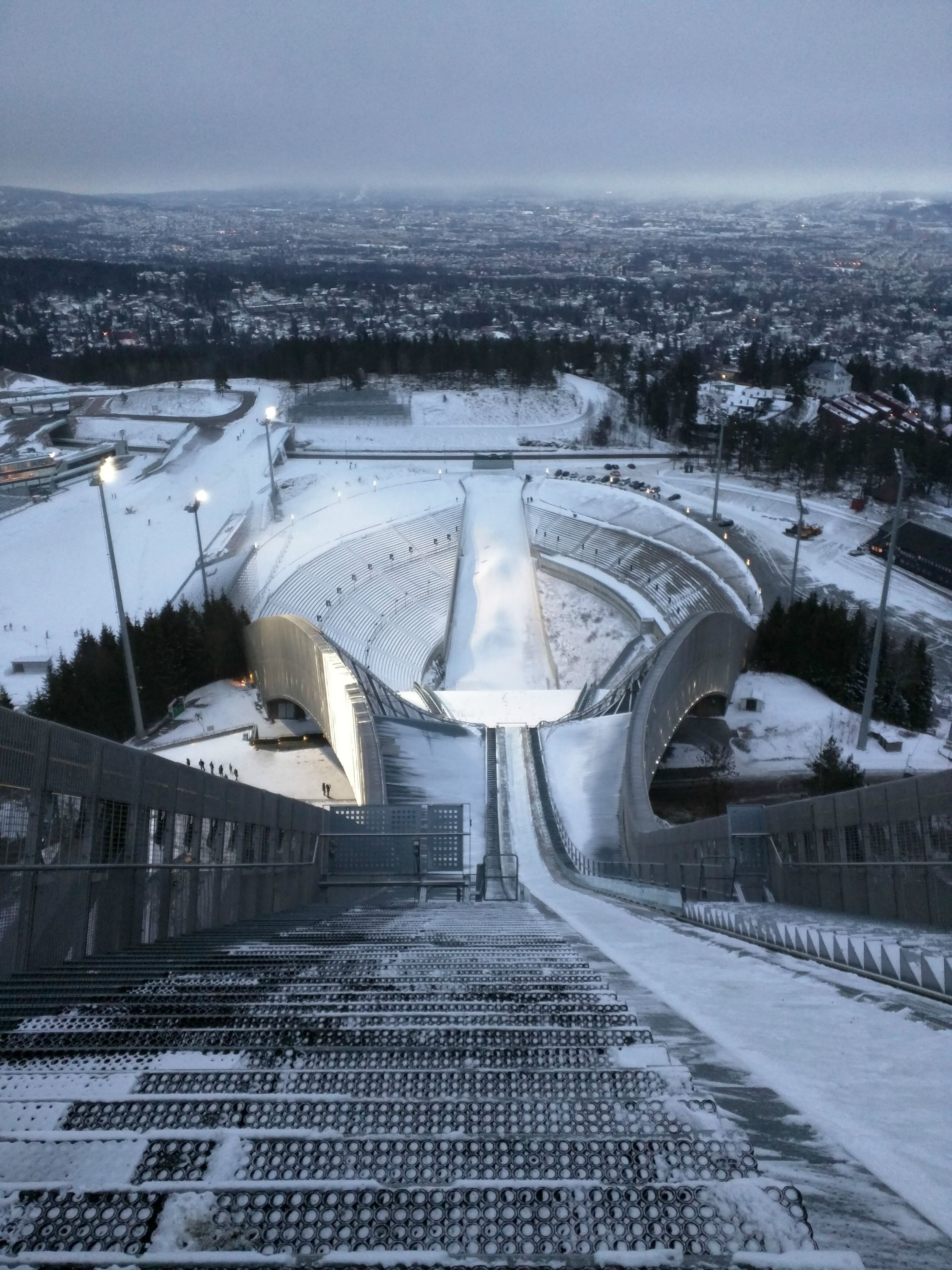 Holmenkollen, Norway's top attraction