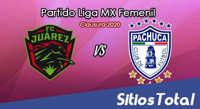 Ver FC Juarez vs Pachuca en Vivo – Liga MX Femenil – Clausura 2020 – Viernes 24 de Enero del 2020