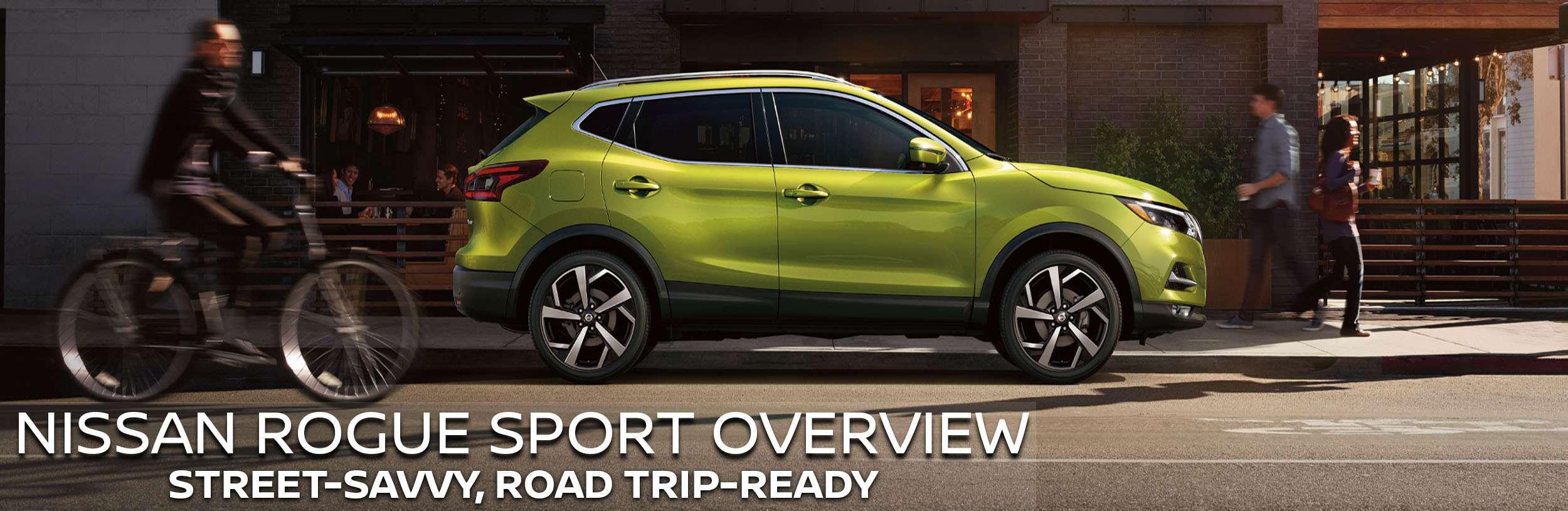 2020 Nissan Rogue Sport Specs Review Price Trim Photos Changes