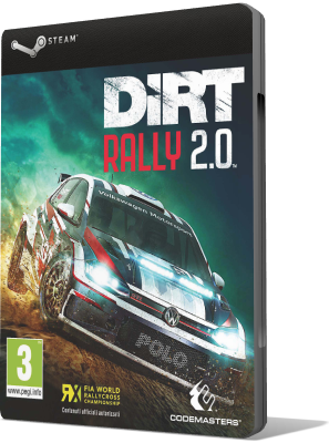 [PC] DiRT Rally 2.0 - Sweden Rally DLC (2019) - FULL ITA