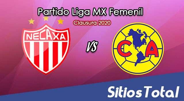 Ver Necaxa vs América en Vivo – Liga MX Femenil – Clausura 2020 – Viernes 24 de Enero del 2020