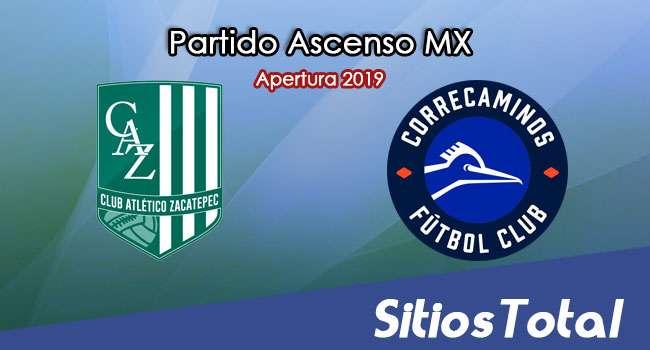 Ver Atlético Zacatepec vs Correcaminos en Vivo – Ascenso MX en su Torneo de Apertura 2019