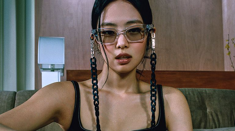 Gentle Monster X BLACKPINK Jennie's Eyewear Collection
