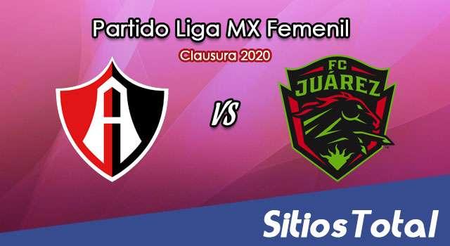 Ver Atlas vs FC Juarez en Vivo – Liga MX Femenil – Clausura 2020 – Sábado 15 de Febrero del 2020