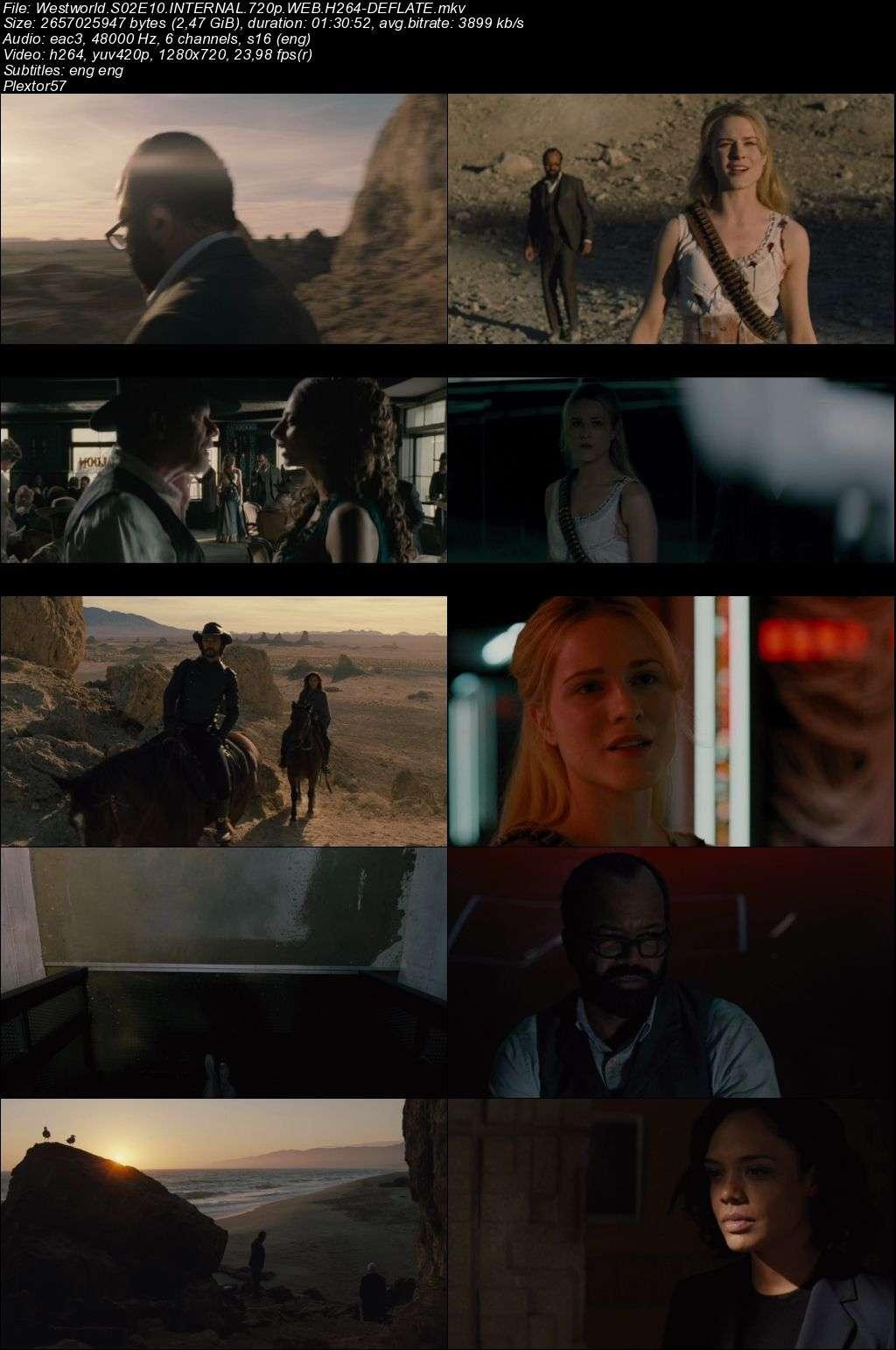 Westworld yabanci dizi izle indir