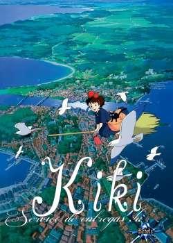 Capa do Filme O Serviço De Entregas Da Kiki