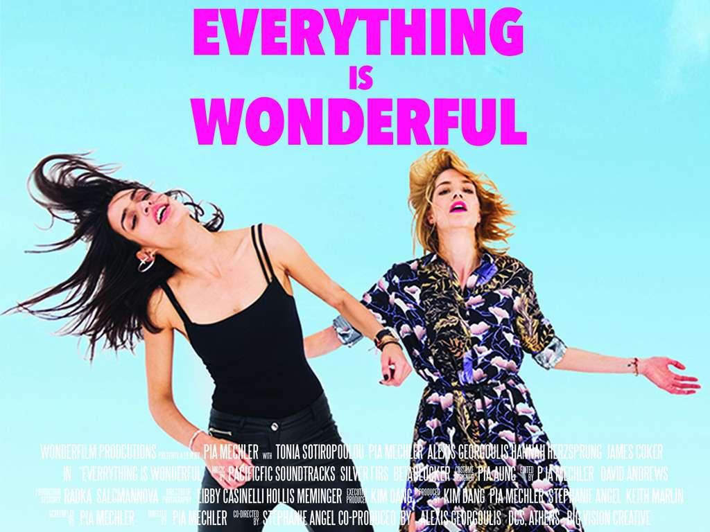 Everything is Wonderful - Trailer / Τρέιλερ Movie