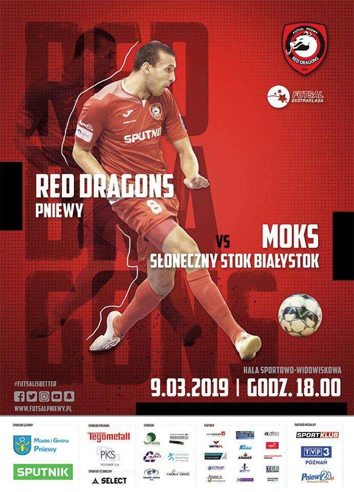 Red Dragons zaprasza